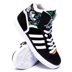 quality design 31671 f4856 extaball w sneakers by Adidas (99 CAD) ❤ liked on Polyvore featuring shoes,