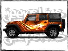 9 best jeep graphics images on pinterest jeeps car wrap and jeep cars jeepskins graphic kits are do it yourself jeep wrap kits that protects your vehicles paint from scratches and chipped paint solutioingenieria Choice Image