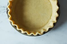 Cooks Illustrated Foolproof Pie Crust by J. Kenji López-Alt, America's Test Kitchen via food52 #Pie_Crust #Cooks_Illustrated