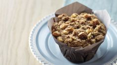 Banana Walnut Crumble Muffins with Chocolate Chips. This classic muffin is a total crowd-pleaser, packed with sweet banana, crunchy walnuts and fragrant cinnamon. We opted for mini chocolate chips for chocolaty flavor in every single bite.