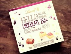 I love chocolate :)
