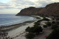 A view from Cristo Rei, Dili, East Timor