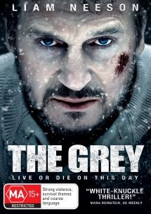 The Grey Movie Trailer 2012