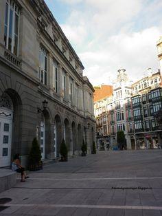 Teatro Campoamor donde se entregan anualmente los Premios Príncipe de Asturias. Oviedoas