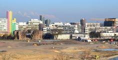 """Gerhard-Mercator-Universität - Gesamthochschule Duisburg """"Universität Duisburg Essen"""" von Wiki05 - Eigenes Werk. Lizenziert unter CC BY-SA 3.0 über Wikimedia Commons."""
