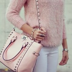 fall in pink
