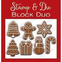 Ellen Hutson LLC - Impression Obsession Cling Stamp