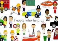 People who help us.