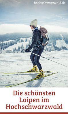 Entdecken Sie die wohl schönsten Loipen - Stille, Bäume und weiße Weite: Für begeisterte Langläufer werden im Hochschwarzwald täglich über 700 km Loipen von mehr als 22 Loipenspurgeräten präpariert. Dabei haben Sie die Auswahl zwischen kleinen Rundloipen und herausfordernden Höhenloipen.  #winter #skilanglauf #langlauf #schwarzwald #ski #urlaub #reisen #outdoor Sports Pictures, Places To Travel, Skiing, Outdoor, Tricks, Cross Country Skiing, Ice Skating, Ski Trips, Winter Vacations