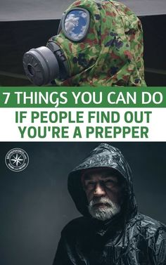 7 Things You Can Do If People Find Out You're A Prepper - This is why it's so important not to tell everyone you're a prepper. When they run out of food, they'll come to your home. And since you won't be able to help everyone, you'll have to make some very difficult decisions. But what if it's too late and everyone already knows you're a prepper? There are a few things you can do. #prepping #prepper #preparedness