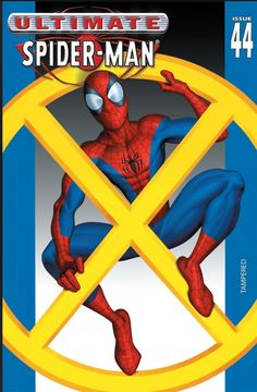 Ultimate Spider-man 44 - X- Men