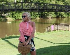 reeses hardwear fashion blog ruffle tops