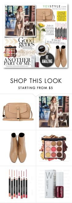 """""""Yasstyle"""" by tanja133 ❤ liked on Polyvore featuring ANS, Bubbleknot and Katie"""