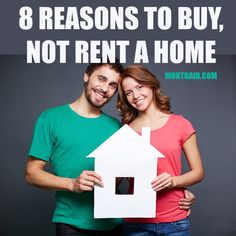 8 Reasons Why You Should Stop Renting And Buy A Home Right Away.