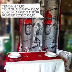 ★★★ Occhio al prezzo ★★★ La proposta del giorno riguarda l' #arredo #casa - #tende #tovaglie
