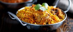 Chicken Biryani is a mixed rice dish with its origins among the Muslims of the Indian subcontinent. Briyani Recipe, Biryani Chicken, Family Recipe Book, Chicken Parmesan Recipes, Stuffed Whole Chicken, Recipe Steps, Middle Eastern Recipes, Tasty Dishes, Rice Dishes