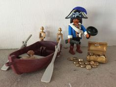Playmobil Pirates ra