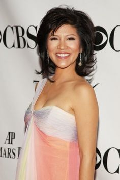 Julie Julie Chen News Anchor Journalism Anchors Singing Strength Hair