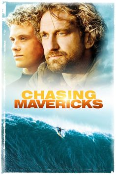 Chasing Mavericks -Excellent movie based on a true story. Have the tissues ready though.