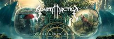 Sonata Arctica - The Ninth Hour The Nines, Rock, Music, Movie Posters, Movies, Shopping, Art, Musica, Art Background