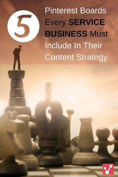 5 Pinterest Boards Every Service Business Must Include In Their Pinterest Strategy | via @borntobesocial