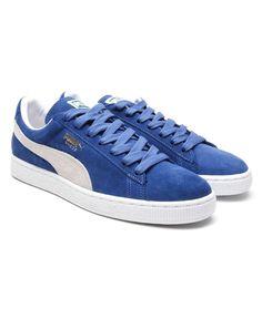 Puma - Suede Classic (Blue/White)