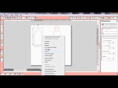 Ich diesem Video zeige ich euch, wie man eine ganz normale JPEG Bild in Schneidedatei umwandeln kann. Ich arbeite mit Silhouette Studio Designer Edition. htt...