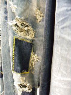 SEVEN DENIM COLLECTION EMBROIDERING DENIM Denim, Pants, Collection, Fashion, Trouser Pants, Moda, Fashion Styles, Women's Pants, Women Pants