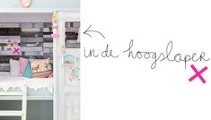 Hoogslaper kinderkamer Home Decor, Decoration Home, Room Decor, Interior Decorating
