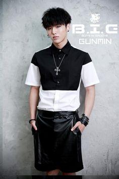 Gun Min |  B.I.G (Boys In Groove)