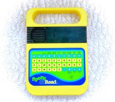 COMPLETE Texas Instruments Speak and Read  1980 by CuteVintageToys
