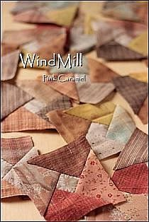 Patchwork *Pink Caramel*: WindMill 1 no instructions. Colchas Quilting, Scrappy Quilts, Mini Quilts, Quilting Tutorials, Quilting Projects, Quilting Designs, Embroidery Designs, Quilt Block Patterns, Pattern Blocks
