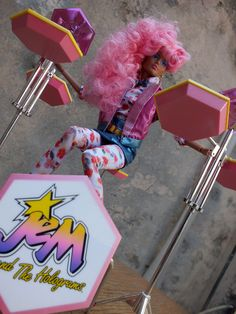https://flic.kr/p/noxPTi | Raya Alonso - Jem and the Holograms doll integrity toys fr fashion royalty