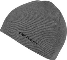 a7036ada Simple Carhartt Beanie dark grey heather simple carhartt beanie dark