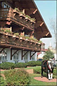 Wisconsin's Little Switzerland, New Glarus