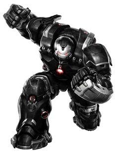Marvel's WARBUSTER - (Hulkbuster + War Machine) by MrSteiners on DeviantArt