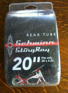 "Schwinn Lowrider Tube 20x4.25/"" Stingray OCC Bicycle Rear Bike Inner Tube Chopper"