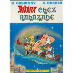 Astérix chez Rahàzade ou le compte des mille et une heures / texte de Goscinny ; dessins de Uderzo