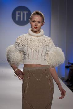 knitGrandeur: The Future of Fashion, FIT 2012 Knitwear