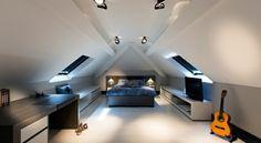 Schlafzimmer im Dachgeschoss – 25 coole Designs!