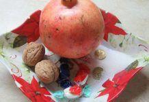 Το έθιμο με το σπάσιμο του ροδιού, για να πάει καλά η νέα χρονιά! Pastry Cake, Greek Recipes, Holiday Treats, Food And Drink, Potatoes, Apple, Diet, Baking, Fruit