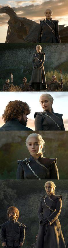Emilia Clarke as Queen Daenerys Targaryen from Game of Thrones