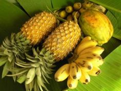 Sri Lanka Fruits tropicaux Banque dimages - 551822