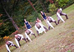 hilarious wedding photo Life's Special Moments Photography