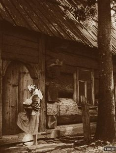 Stare zdjęcia - Zakopane, Tatry i Podhale - Zakopiański Portal Internetowy - z-ne.pl Central Europe, Historical Pictures, Folklore, Poland, History, Painting, Times, Mountains, Vintage