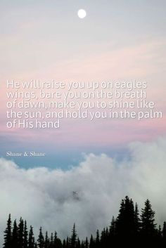 Shane & Shane ~ Psalm 91 (On Eagles' Wings)