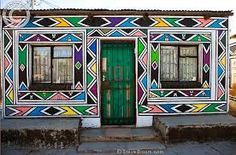 Image result for ndebele geometric designs