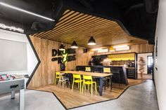 Droids On Roids office by mode:lina, Wrocław – Poland » Retail Design Blog