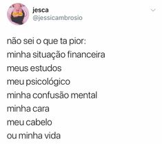 Acho que td. Funny Memes, Hilarious, Kids On The Block, Sad Life, Dead To Me, Falling Apart, Haha, Mood, Thoughts