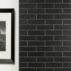 25x6 Vecchio Italiano Nero - Kitchen Wall Tiles - Wall Tiles - Tile Choice